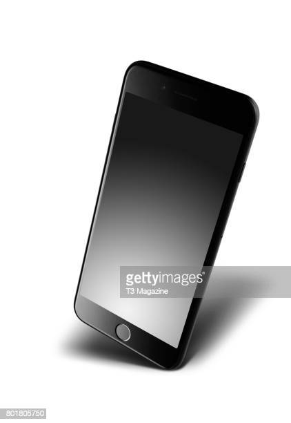 An Apple iPhone 7 Plus with a Black finish taken on September 30 2016