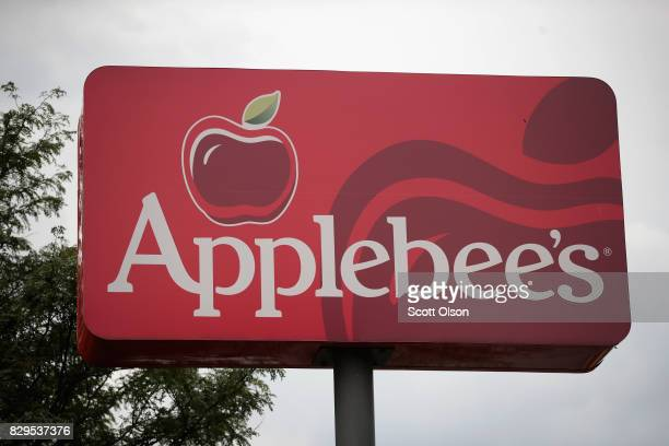An Applebee's restaurant serves customers on August 10 2017 in Chicago Illinois DineEquity the parent company of Applebee's and IHOP plans to close...