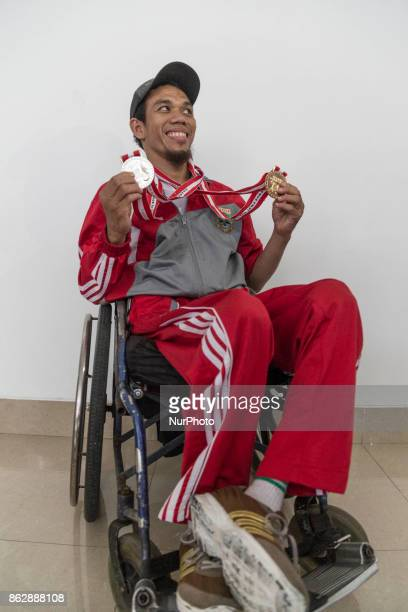 SUBHAN an athlete from Banten Badminton with Gold Medal in Indonesai Para Games candidate for Asean Games Athlete from Indonesia have not got bonus...