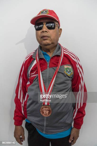 BANGKIT an athlete from Banten chess player with bronze Medal in Indonesai Para Games candidate for Asean Games Athlete from Indonesia have not got...
