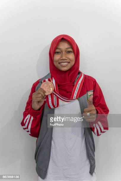 RESTI an athlete from Banten Table Tennis Player with silver Medal in Indonesai Para Games candidate for Asean Games Athlete from Indonesia have not...
