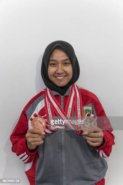 INDAH an athlete from BantenTable Tennis Player with bronze Medal in Indonesai Para Games candidate for Asean Games Athlete from Indonesia have not...