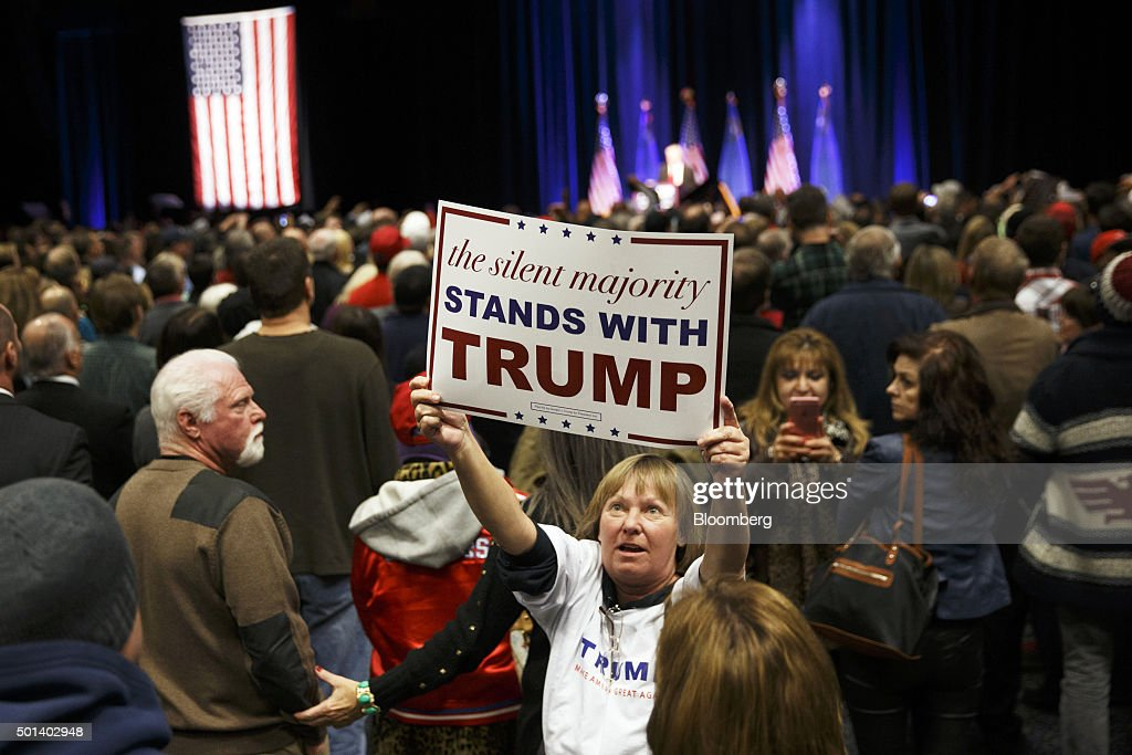 Donald Trump Holds Campaign Rally Ahead Of Presidential ...