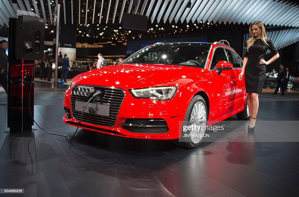 ... Makers Reveal New Models At N. American International Auto Show In