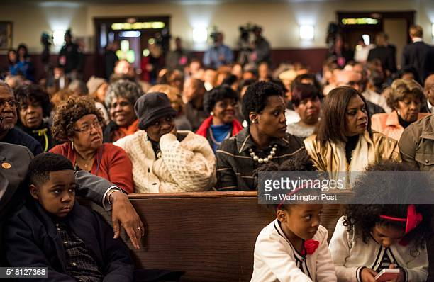 MILWAUKEE WI An audience filled with survivors of gun violence and supporters like Carson Edwards left listen to former Secretary of State Hillary...