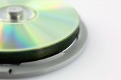 An concept Image of a cd - cdr, dvd