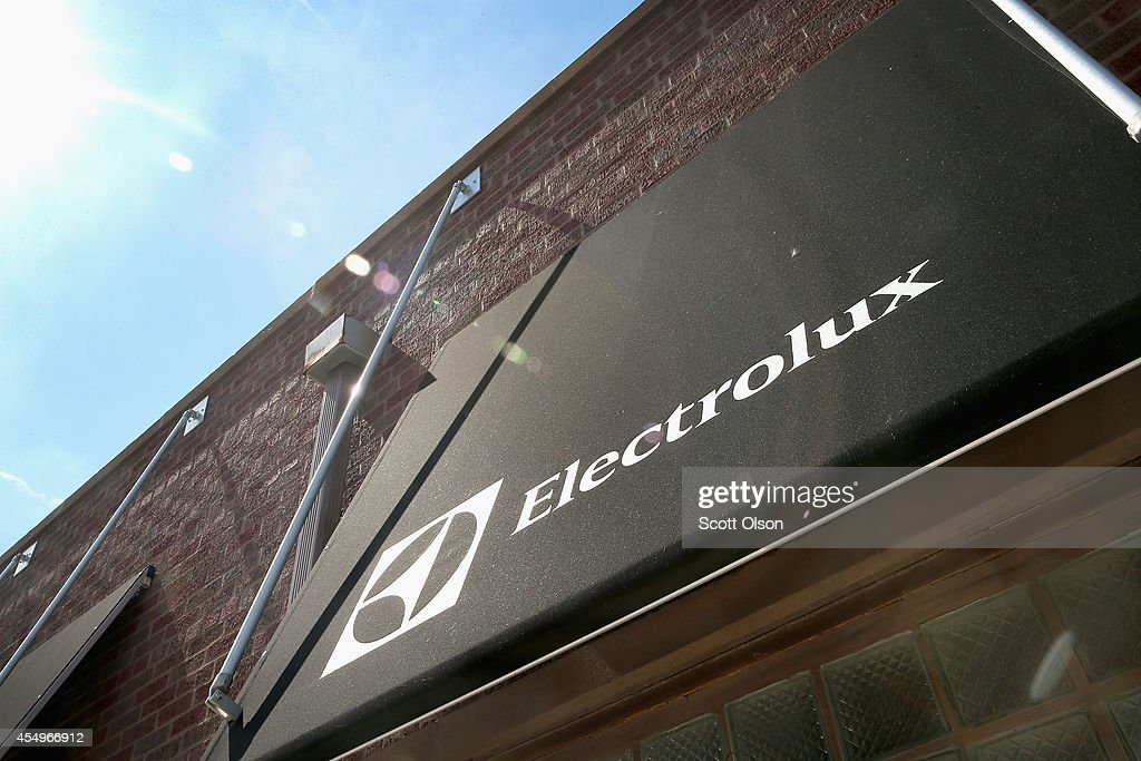GE Appliances Sold To Electrolux Of Sweden For 3.3 Billion : News Photo