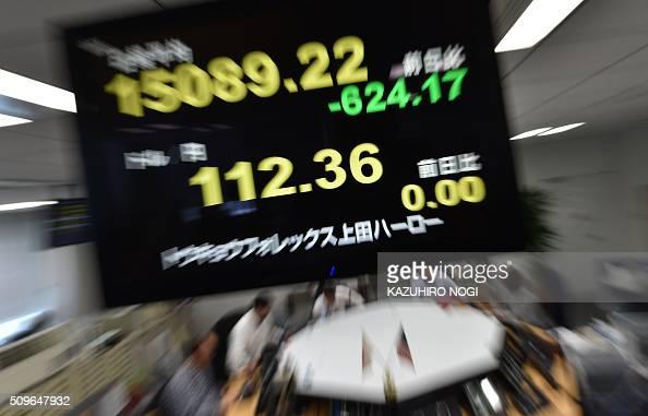 Tokyo forex market