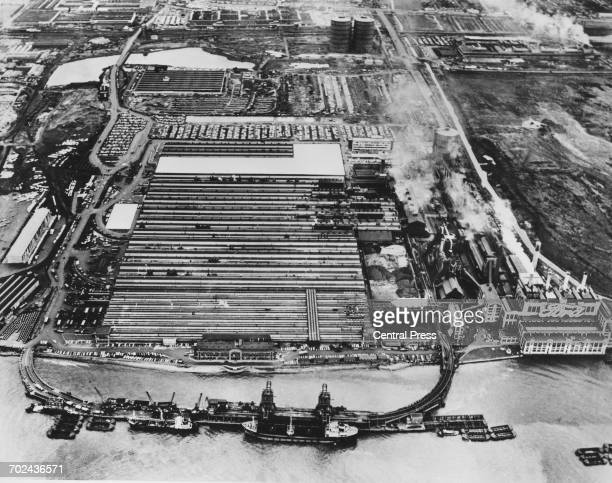 Dagenham stock photos and pictures getty images for Unite motor co ltd