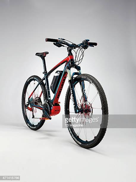 An ELOM C29er XCross electric bike taken on July 15 2014