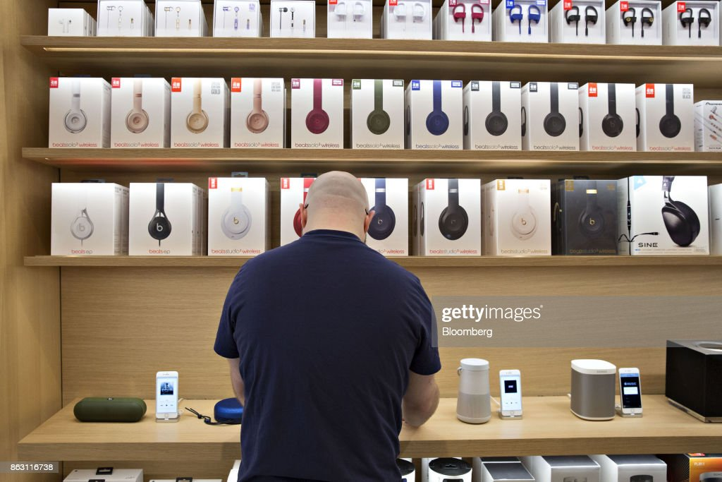 Media Preview Of New Apple Inc. Michigan Avenue Store