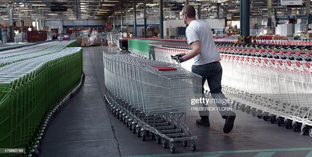 Résultats de recherche d'images pour «caddy supermarket»