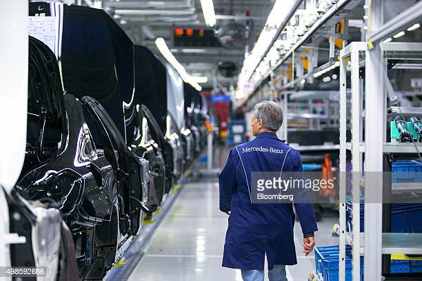 Mercedes maybach s class stock photos and pictures getty for Mercedes benz employee discount