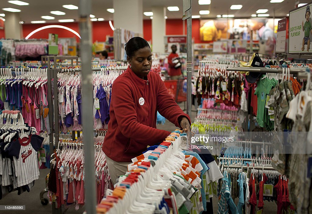 Target store clothes