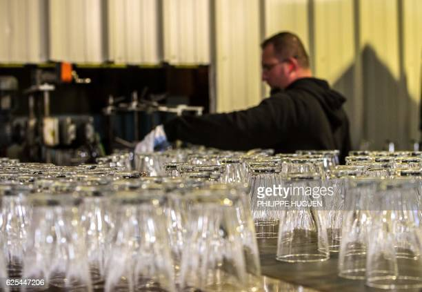 Arques Glass Factory France