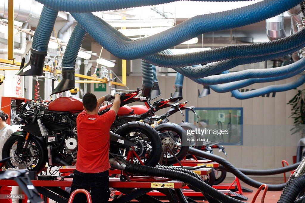 Ducati Motor Holding Spa Italy
