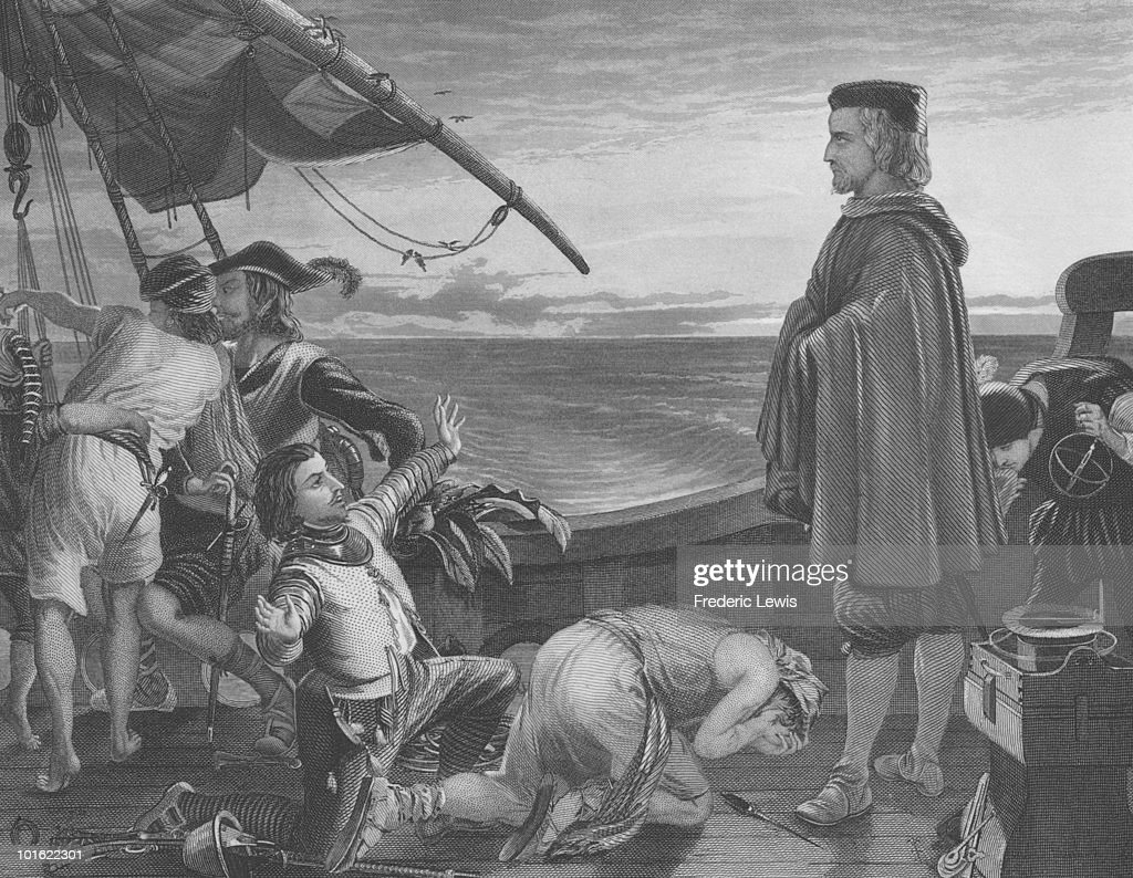 christopher columbus pictures getty images