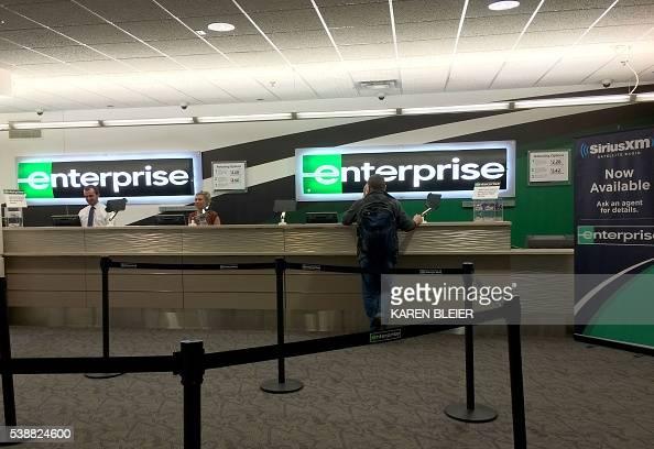 Msp Airport Car Rental Enterprise