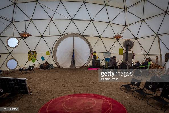 An estimated ten thousand water protectors both indigenous and nonnative allies are now occupying The Oceti Sakowin Camp in Cannonball North Dakota...
