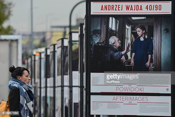 40/90 an exhibition that presents in chronological order all Andrzej Wajda 40 films created over 60 years outside Manggha full name Manggha Museum of...