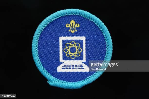 An Explorer Scout 'Science and Technology' activity badge on May 15 2014 in London England The Scout Movement have recently announced a range of new...