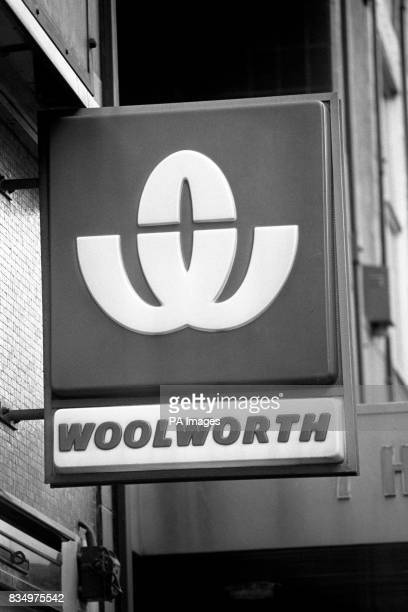 An exterior view of a typical Woolworths store sign A massive 310 million takeover bid for the Woolworth High Street chain