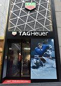 NY Rangers Goalie And TAG Heuer Brand Ambassador,...