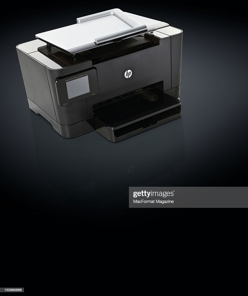 An HP TopShot LaserJet Pro M275 printer, March 24, 2012.