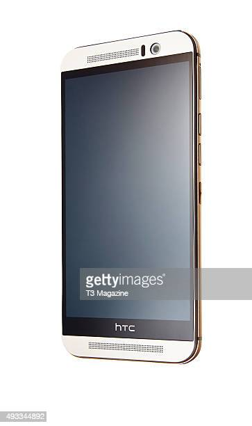 An HTC One M9 smartphone taken on February 16 2015