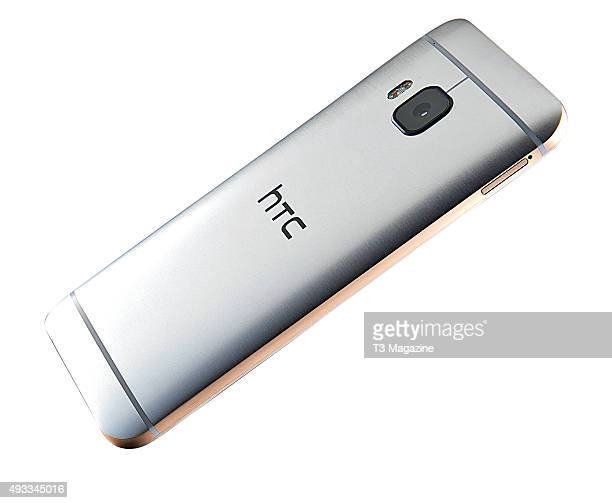 An HTC One M9 smartphone taken on February 5 2015