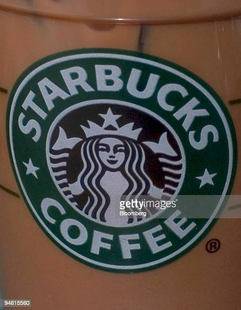 An iced mocha latte is arranged New York on Thursday May 3 2007 Starbucks Corp the world's largest chain of coffee shops said secondquarter profit...