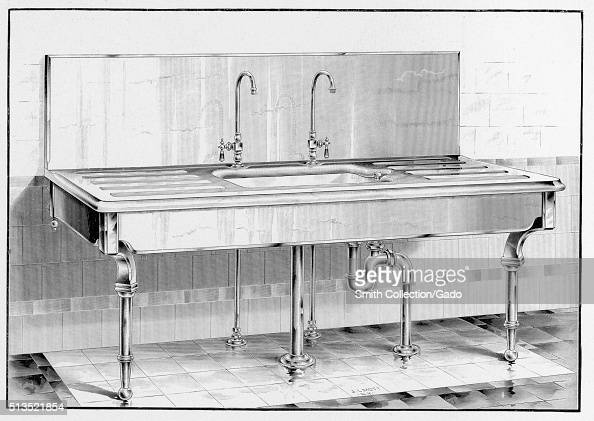 Illustration Of A Sink Pictures Getty Images