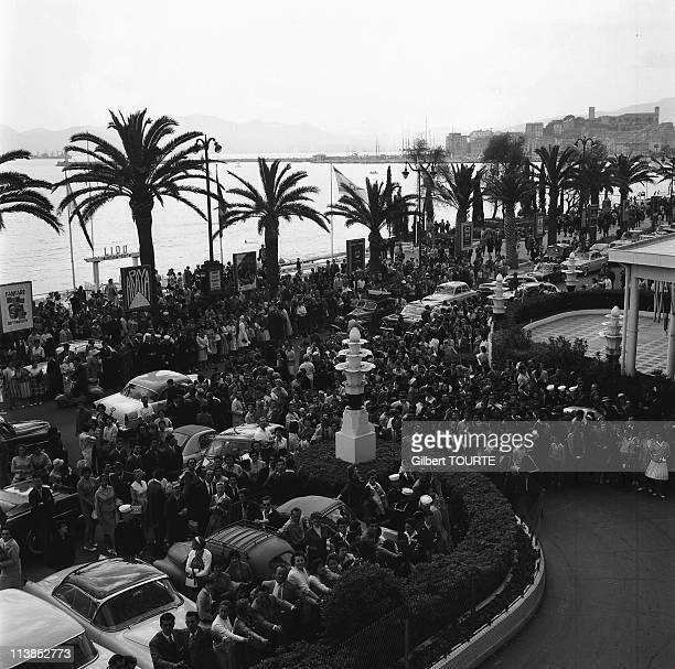 An illustration of Cannes Film festival 1959