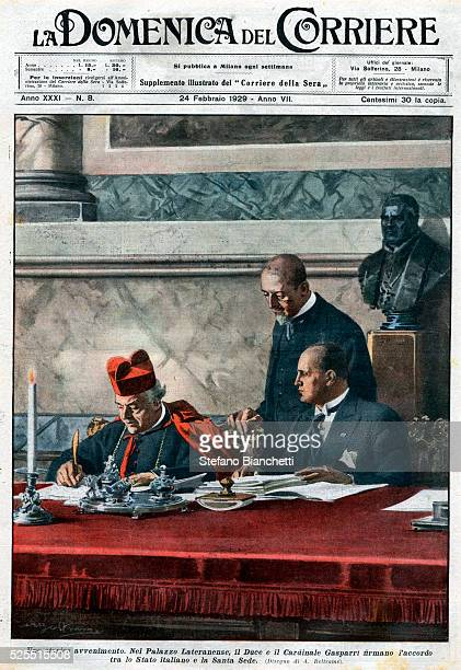 the importance of the lateran treaties of 1929 The lateran palace (latin: palatium lateranense), formally the apostolic palace of the lateran (latin: palatium apostolicum lateranense), is an ancient palace of the roman empire and later the main papal residence in southeast rome.