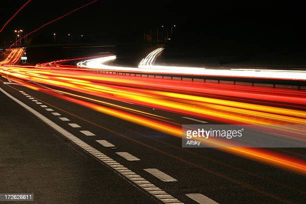 An image of a object moving faster than the speed of light