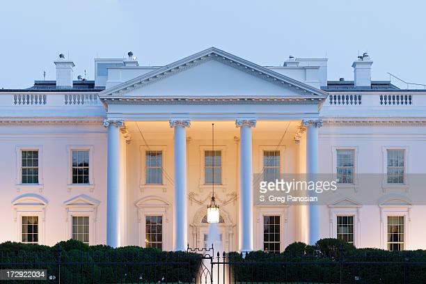 White maison