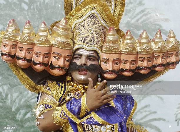 Ravana Stock Photos and Pictures | Getty Images