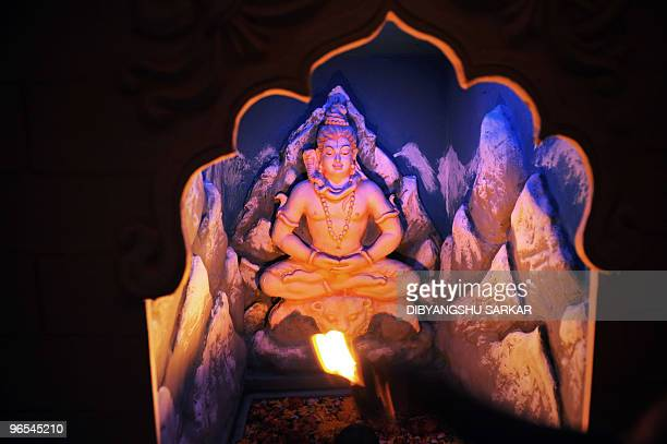 shiva stock photos and pictures getty images