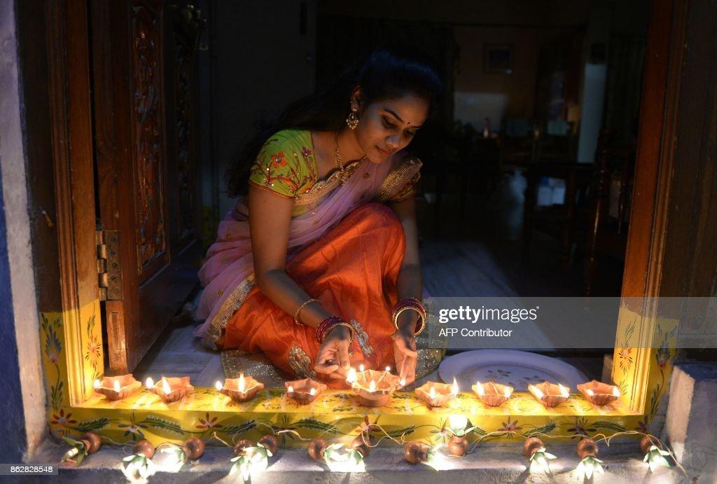 Vibrant Celebrations For Diwali