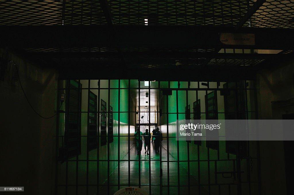 Prison System In Brazil