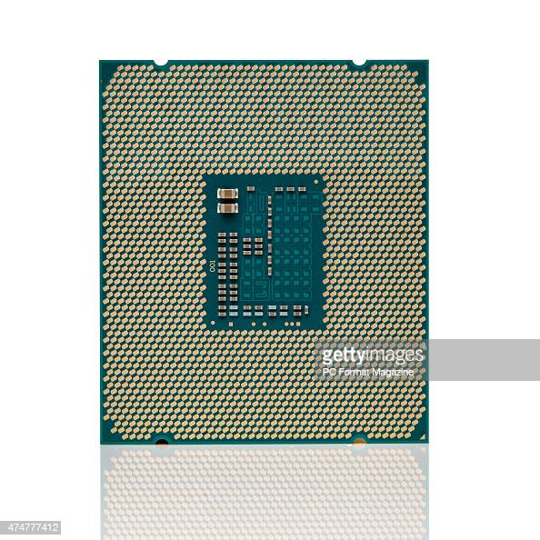 An Intel Core i75820K CPU processor taken on October 22 2014