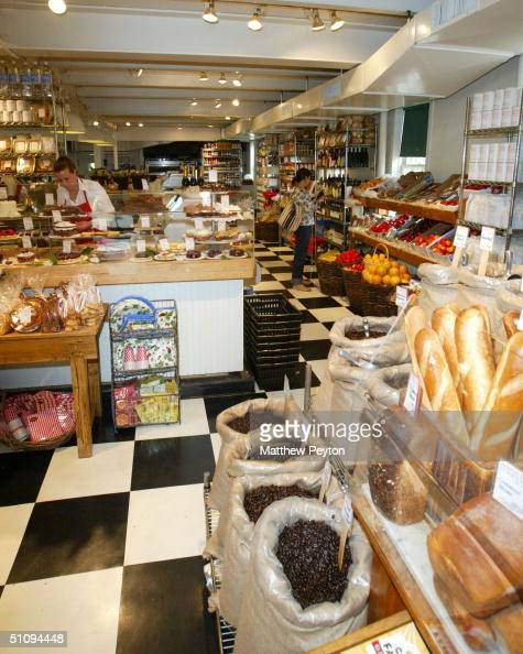 Interior View Of The Grocery Store Pictures Getty Images