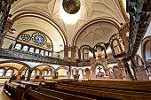 Passionskirche Remains Closed Due To Coronavirus...