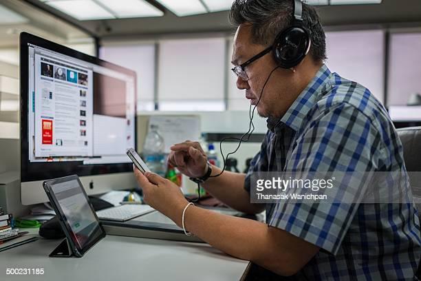 An Internet Geek