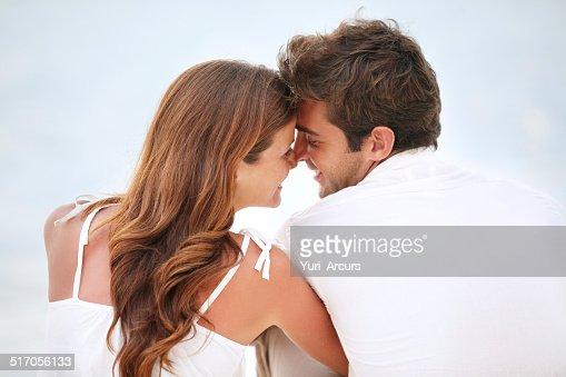 An intimate moment - Love & Romance