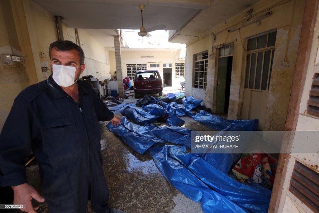 Airstrikes Kill Nearly 200 Civilians in Mosul