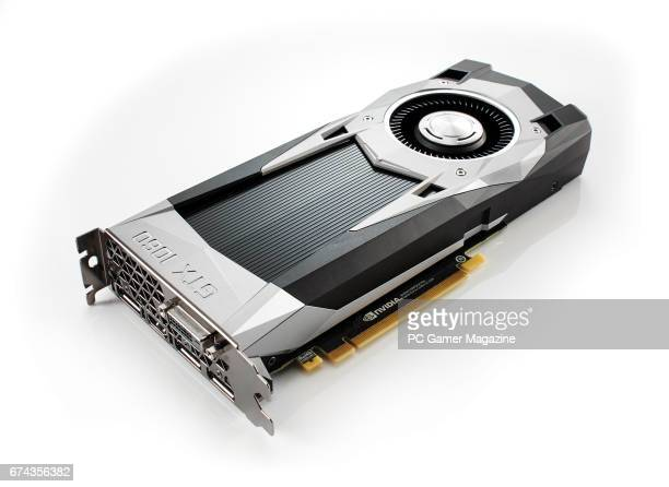 An Nvidia GeForce GTX 1060 6GB PC graphics card taken on July 29 2016