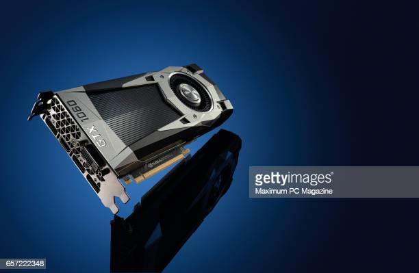 An Nvidia GeForce GTX 1060 graphics card taken on July 6 2016