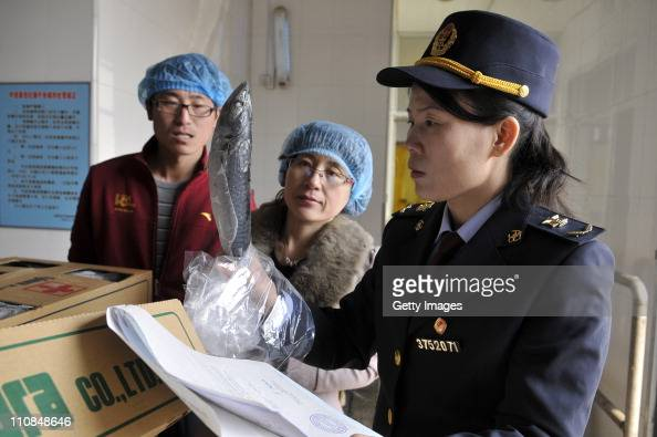 China to monitor food imported from japan over radiation for Bureau quarantine