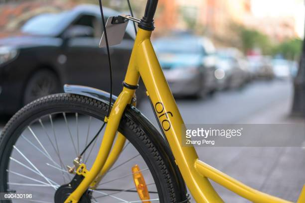 An ofo bike stops at roadside In the first quarter of 2017 Ofo has developed 451 million new users covering 100 cities in the world and connecting 6...